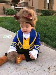 Beauty Beast Halloween Costumes Diy Beast Costume Beast Costume Fun Costumes Blue Blazers