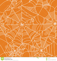 halloween striped background paper halloween spider web seamless pattern stock vector image 44642337