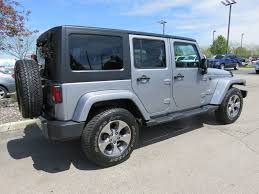 used jeep wrangler top 2016 used jeep wrangler navigation top automatic