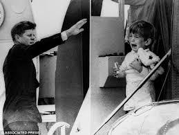 john f kennedy children how the kennedy children heard of their father s assassination