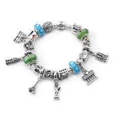 pandora jewelry pandora bracelet travel charms need to get every country i have
