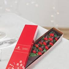 White Chocolate Dipped Strawberries Box 79 Best Fruits Arrangements Images On Pinterest Chocolate