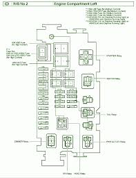 toyota tacoma headlight wiring diagram with electrical 2003