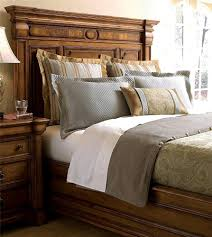 Thomasville Furniture Bedroom Sets by Thomasville Furniture Rivage King Panel Bed 44611 436 Furniture