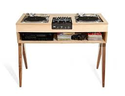 Dj Desk The Dj Stand U2013 Atocha Design