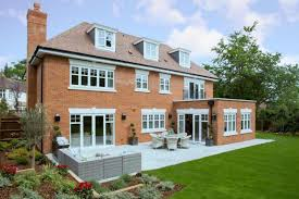 Modern Looking Houses Arts U0026 Crafts Style Houses In Henley Modern Five Bedroom Homes An