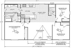 Mobile Home Floor Plans Single Wide Double Wide Mobile Home Floor Plans Fleetwood Mobile Home Floor