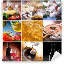 les diff駻ents types de cuisine sticker food collage différents types de cuisine italienne