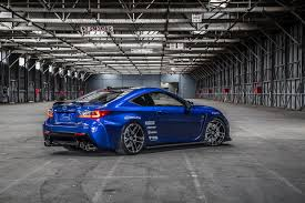 blue lexus 2015 sema blue greddy rc f clublexus lexus forum discussion