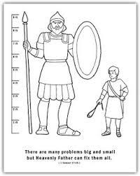david and goliath scripture