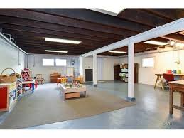 Partially Finished Basement Ideas Unfinished Basement Ideas You Can Look Finished Basement Floor