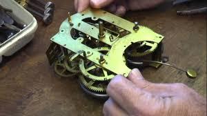 repairing ansonia time u0026 strike clock part 1 how to repair a