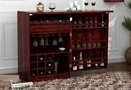 Mini Bar Cabinet Bar Cabinet Buy Wooden Bar Cabinet At Best Price
