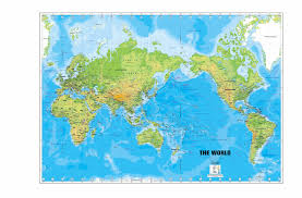 world map in east seaministry of foreign affairs republic of korea