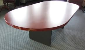 Officeworks Boardroom Table 14 U2032 Charcoal Laminate Conference Table 200 Liquidation Office Works