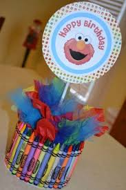best 25 elmo centerpieces ideas on pinterest elmo birthday