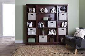 Bookcase Narrow by South Shore Morgan 5 Shelf Narrow 71