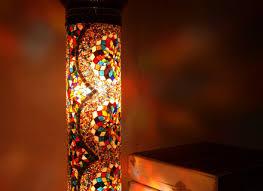 Mosaic Floor Lamp Flower Floor Lamp Daniellechuatico Com