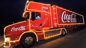 holidays are coming as coca cola christmas campaign gets underway