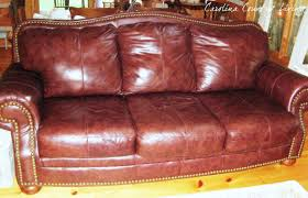 Slipcovers For Leather Chairs Carolina Country Living Drop Cloth Sofa Slipcover