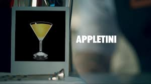 appletini appletini drink recipe how to mix youtube