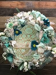 lace home decor beautiful easter wreath easter egg wreath easter décor