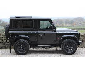 land rover defender 2015 2015 land rover defender 90 xs station 25k chelsea truck