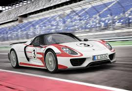 2015 Porsche 918 Spyder Weissach Salzburg Racing Photos Specs And
