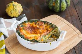cuisine des blettes lasagnes végétariennes à la courge et aux blettes cuisine addict