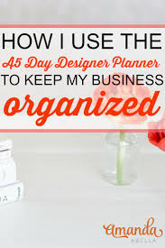 organizing business 25 unique day designer planner ideas on pinterest happy life