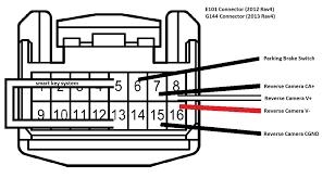toyota reverse camera wiring diagram toyota wiring diagrams