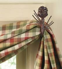 Cabin Style Curtains Great Website For Lakehouse Items Cabin 9 Design Rustic Cabin