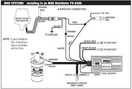 how to install an msd 6a digital ignition module on your 1979 1995