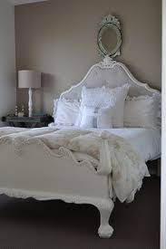White Princess Bed Frame Nursery Room Luxury Designs For Babies Boys And