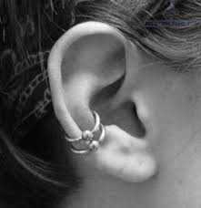 conch piercing cuff conch piercing care infection healing jewelry price types
