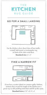 what is the best size for a kitchen sink rug guide a room by room guide to rug sizes one