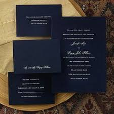 navy wedding invitations save the date the outdoor wedding navy by hooplalove