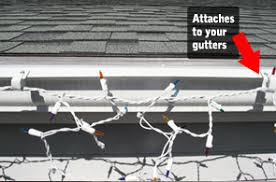 hanging lights without gutters decore