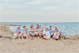 popponesset beach extended family photo session cape cod