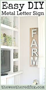 best 25 metal letters ideas on pinterest rustic letters metal
