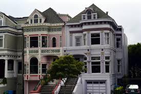 maison en bois style americaine les maisons victoriennes de san francisco