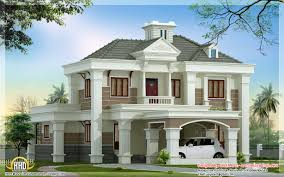 mix luxury home design kerala home design architecture house plans
