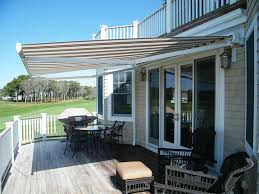 Sun Awnings For Decks Suntube Retractable Awnings Retractable Deck U0026 Patio Awnings