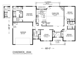 customizable house plans chadwick home plan rambler style single home built on your