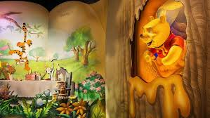 adventures winnie pooh magic kingdom attractions