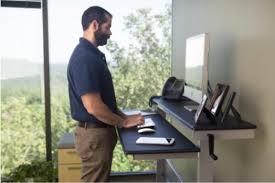 a standing desk for video editing videouniversity