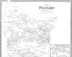 County Map Of Nj Map Of Passaic County Image Gallery Hcpr