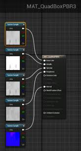 setting up a material in ue4 made in substance painter ue4 answerhub