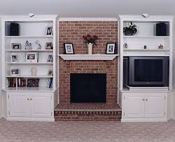 Fireplace Bookshelves by Changing Up The Family Room Shelves Living Rooms And Room