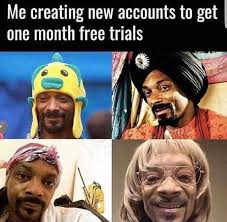 Creating Meme - dopl3r com memes me creating new accounts to get one month
